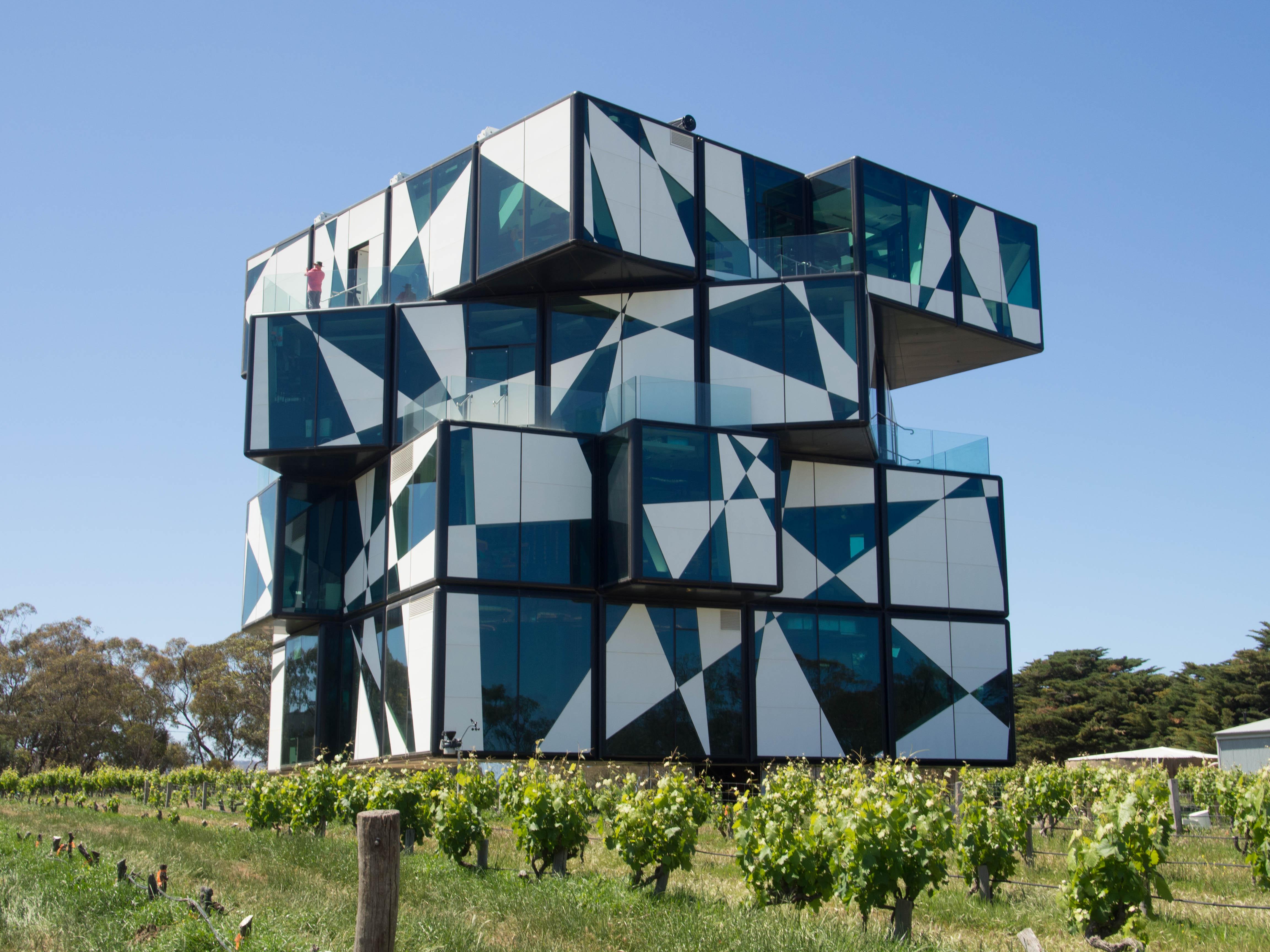 D'Arenburg Cube